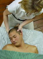 Neck tightness and pain, Shoulder tension and Pain,